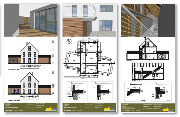 Vicado 2012 for Architektur layouts